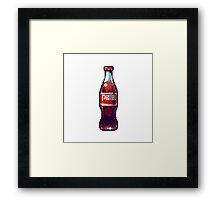 PixelCola Framed Print