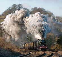 Full Head Of Steam by Andy Taylor
