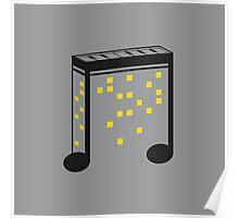 Music Center Poster