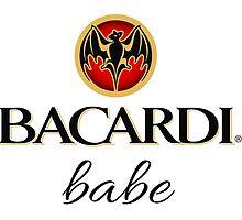 Bacardi Babe by yournewbadhabit