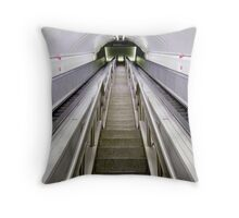 Straitlaced Throw Pillow