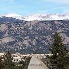 APPROACHING ESTES PARK by dragonindenver