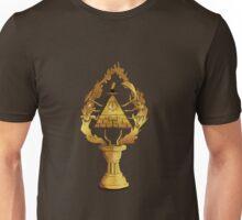 Bill Cipher Statue Unisex T-Shirt