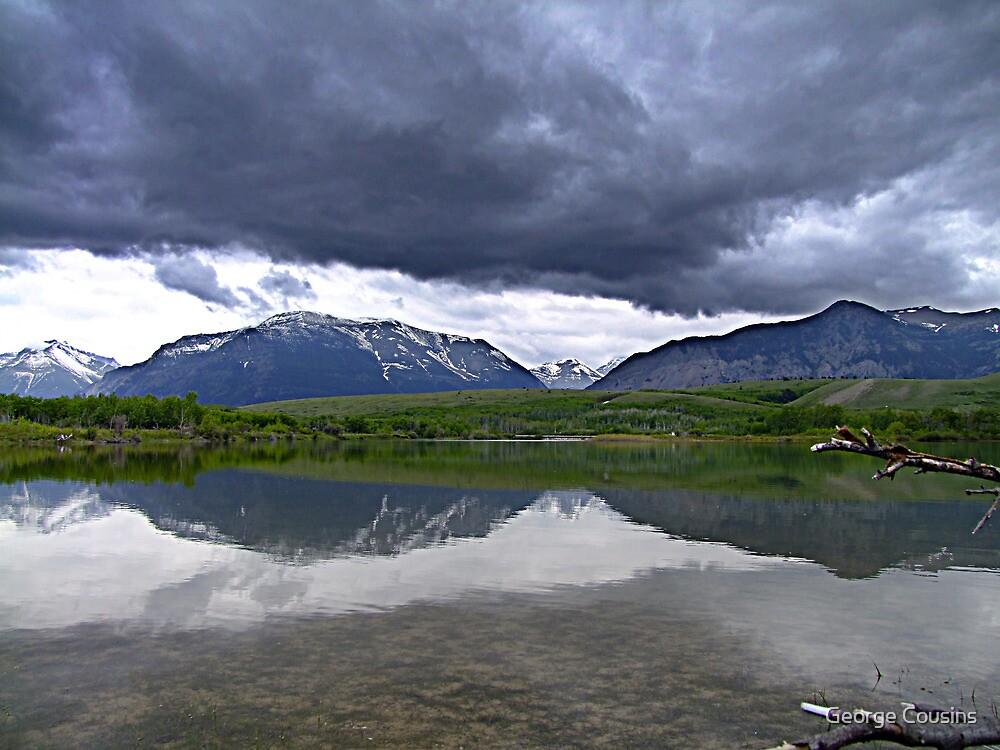 Lake Maskinonge (2) by George Cousins