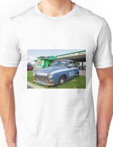 "FSO SYRENA 105 ""MILICJA"" Unisex T-Shirt"