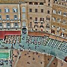 Piazza Del Campo, Siena, Florence by safariboy