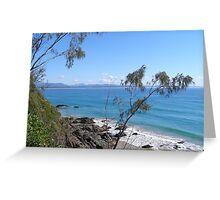 Beautiful Byron Bay! North Coast N.S.W. Greeting Card