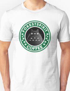 Forest Spirit Coffee T-Shirt