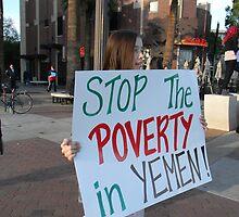 """Stop the Poverty in Yemen"" by Leyla Hur"