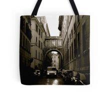 One Way Street Tote Bag