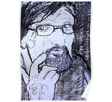 Study Portrait 24. Poster