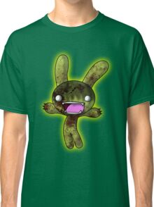 Tombie the Zombie Bunny Classic T-Shirt