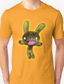 Tombie the Zombie Bunny Unisex T-Shirt
