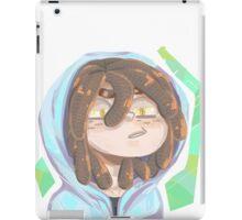 Gangsta. - Doug iPad Case/Skin