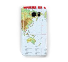 Say Cheers in 80ish languages Samsung Galaxy Case/Skin