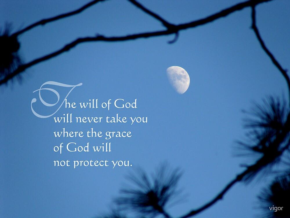 the will of God (for dedmanshootn) by vigor