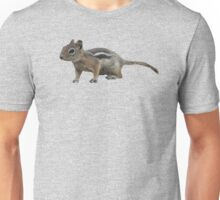 Rocky Mountain Chipmunk Unisex T-Shirt