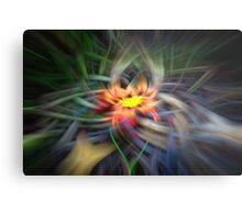 Abstract number four Metal Print
