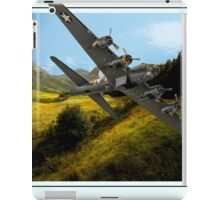 Out of the picture iPad Case/Skin