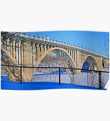 Ford Parkway Bridge Poster