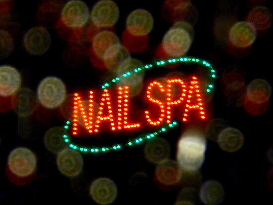 Nail Spa by Lacey Scarbro