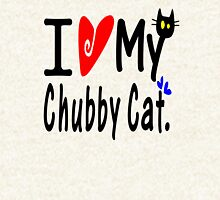 Love my Chubby Cat T-Shirt