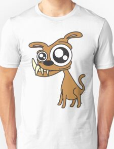 Piranha Dog T-Shirt