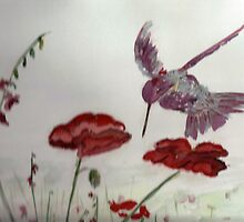 poppyfield by glorylane