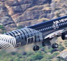 ZK-OAB Air New Zealand A320 Sticker