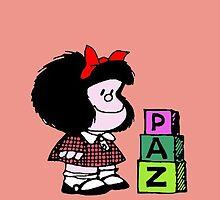 Mafalda paz by ilaz