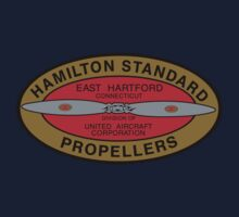Hamilton Standard Logo Reproduction Kids Clothes