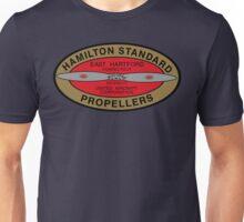 Hamilton Standard Logo Reproduction Unisex T-Shirt