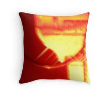 Love Inscribed Key Throw Pillow