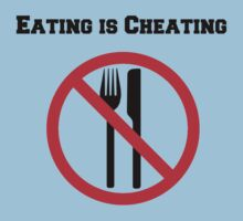 Eating is Cheating by bigredbubbles6