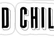 youtube and chill Sticker