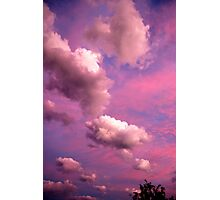 Clouds in Motion Photographic Print
