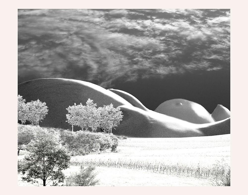 Nude Scene #8 by Petal O'Dell