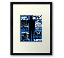 Archer - Sterling Archer Quotes Framed Print