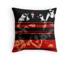 Carneval 2 Throw Pillow