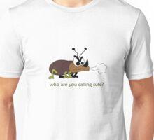 Angry Rhino Beetle Unisex T-Shirt