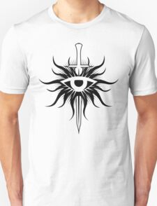 Dragon Age Inquisition Symbol Unisex T-Shirt