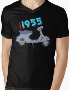 Vespa VS1 1955 Mens V-Neck T-Shirt