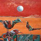Birds by Valeriu Buev