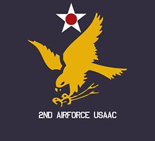 2nd Airforce Emblem Unisex T-Shirt
