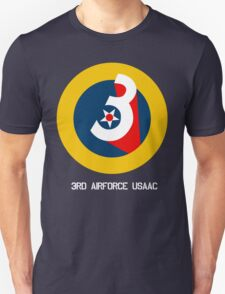 3rd Airforce Emblem T-Shirt