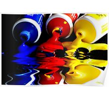 ''Primary Colours'' Poster