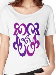 Unique pattern Women's Relaxed Fit T-Shirt