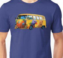 Lorikeet Bus Wrap Unisex T-Shirt