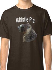 Rocky Mountain Marmot Classic T-Shirt