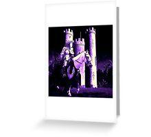 Lavender Moon Greeting Card